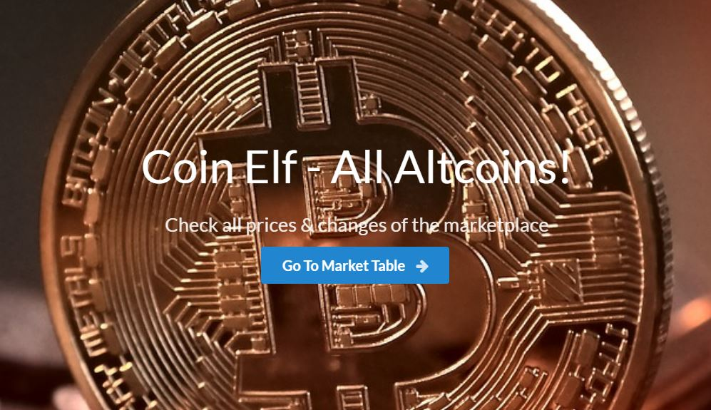 elf coin binance
