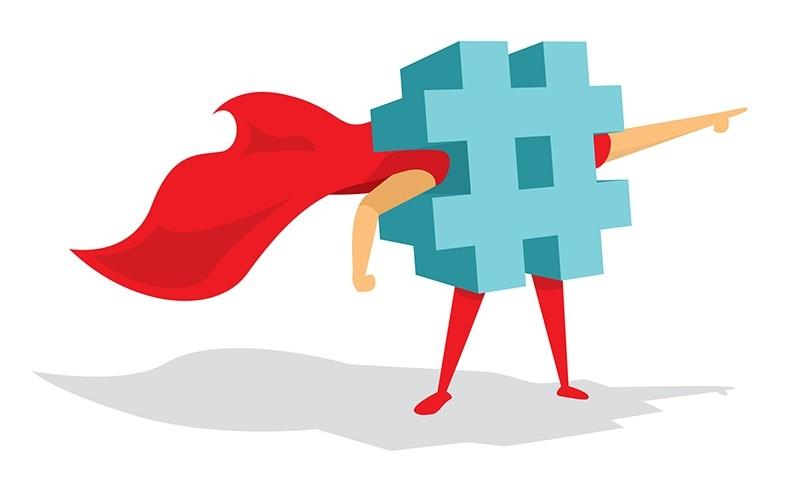 En Popüler TikTok Etiketleri #Hashtag 2020 - Teknobur